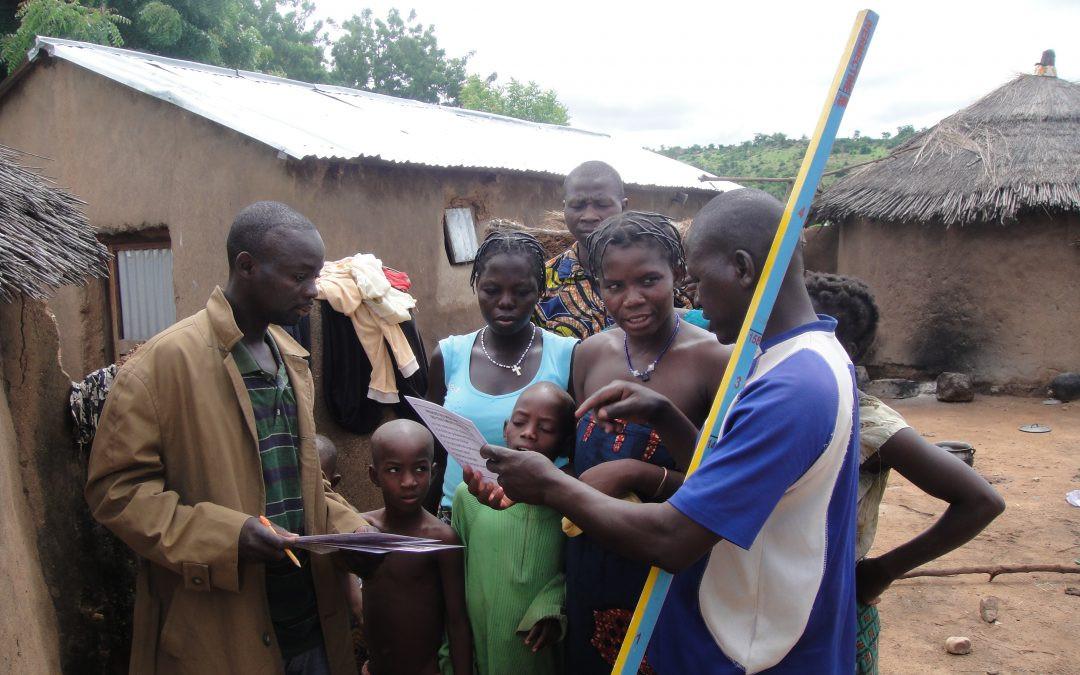 Ambassadør Barbro Owens-Kirkpatrick og HDI til Niger for fødselsfistel